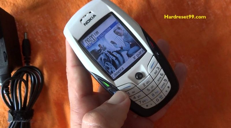Nokia 6600 Hard reset - How To Factory Reset