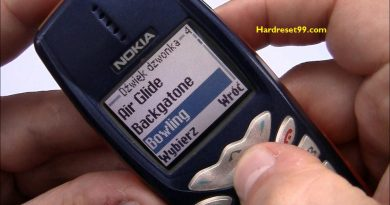 Nokia 6610i Hard reset - How To Factory Reset
