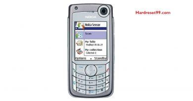 Nokia 6680 Hard reset - How To Factory Reset