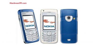 Nokia 6681 Hard reset - How To Factory Reset