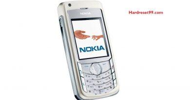 Nokia 6682RVI Hard reset - How To Factory Reset