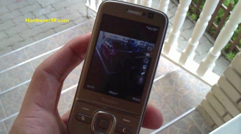Nokia 6710 Navigator Hard reset - How To Factory Reset