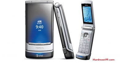 Nokia 6750 Mural Hard reset - How To Factory Reset