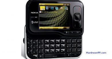 Nokia 6760 slide Hard reset - How To Factory Reset