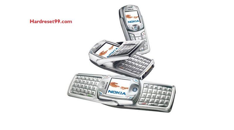 Nokia 6820 Hard reset - How To Factory Reset