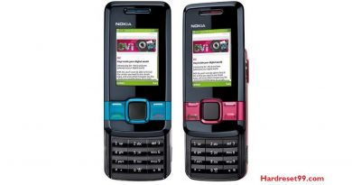 Nokia 7100 Supernova Hard reset - How To Factory Reset