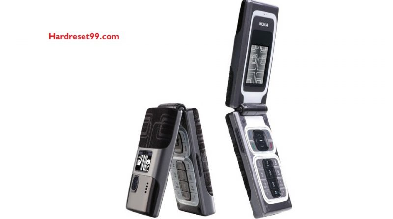 Nokia 7200 Hard reset - How To Factory Reset