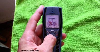 Nokia 7250 Hard reset - How To Factory Reset
