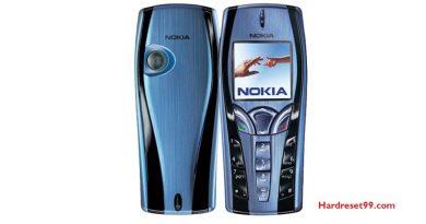 Nokia 7250i Hard reset - How To Factory Reset