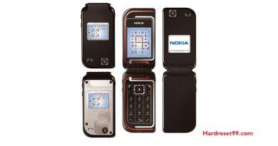 Nokia 7270 Hard reset - How To Factory Reset