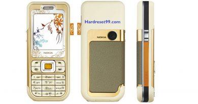 Nokia 7360 Hard reset - How To Factory Reset