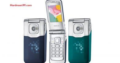 Nokia 7510 Supernova Hard reset - How To Factory Reset