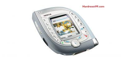 Nokia 7600 Hard reset - How To Factory Reset