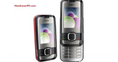 Nokia 7610 Supernova Hard reset - How To Factory Reset