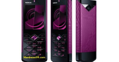 Nokia 7900 Crystal Hard reset - How To Factory Reset