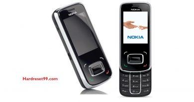 Nokia 8208 Hard reset - How To Factory Reset