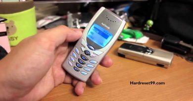 Nokia 8250 Hard reset - How To Factory Reset