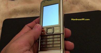 Nokia 8800 Gold Arte Hard reset - How To Factory Reset