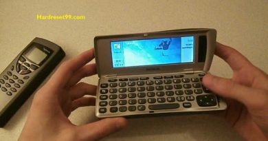 Nokia E63 Hard reset - How To Factory Reset
