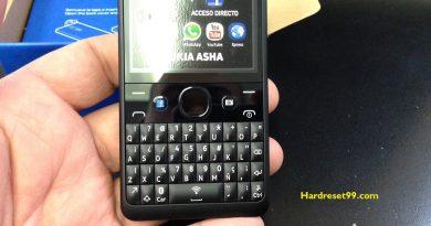 Nokia Asha 210 Hard reset - How To Factory Reset