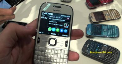 Nokia Asha 302 Hard reset - How To Factory Reset
