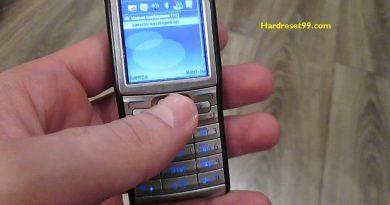 Nokia E50 Hard reset - How To Factory Reset