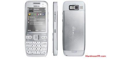 Nokia E55 Hard reset - How To Factory Reset