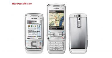 Nokia E66 Hard reset - How To Factory Reset