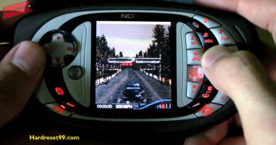 Nokia N-Gage Hard reset - How To Factory Reset