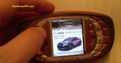 Nokia N-Gage QD Hard reset - How To Factory Reset