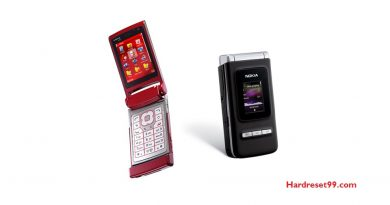 Nokia N75 Hard reset - How To Factory Reset