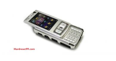 Nokia N95 Hard reset - How To Factory Reset