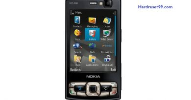 Nokia N95 8GB Hard reset - How To Factory Reset
