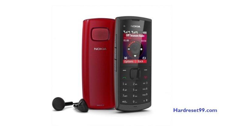 Nokia X1-01 Hard reset - How To Factory Reset