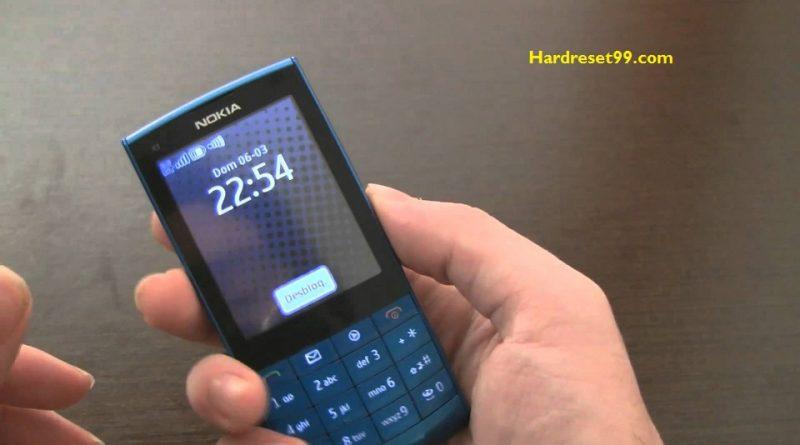 Nokia X3 Hard reset - How To Factory Reset