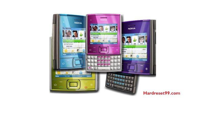 Nokia X5-01 Hard reset - How To Factory Reset