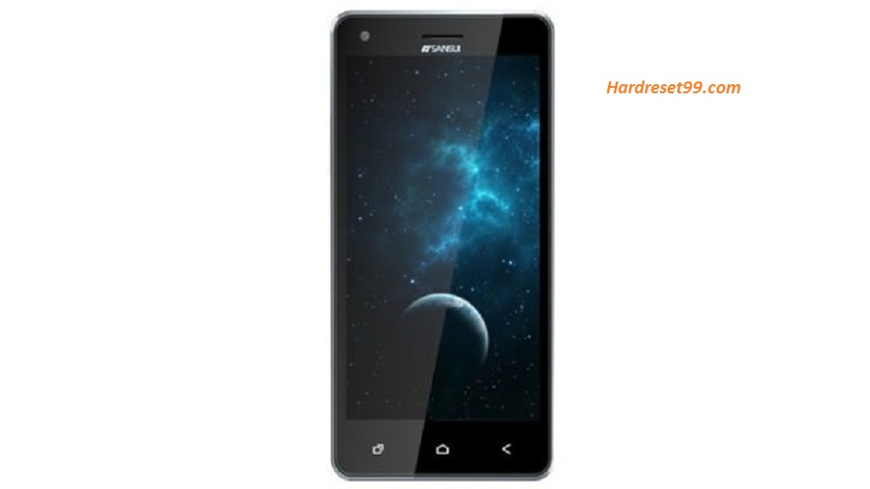 Sansui E70 Hard reset - How To Factory Reset