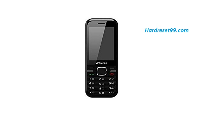 Sansui M17 Hard reset - How To Factory Reset
