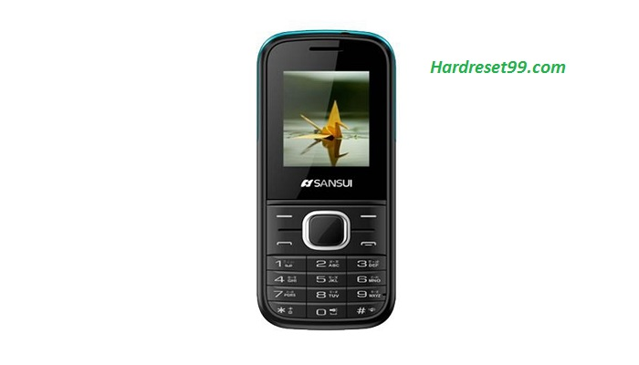 Sansui S181 Hard reset - How To Factory Reset