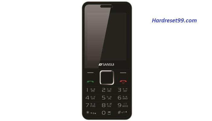 Sansui S241 Hard reset - How To Factory Reset