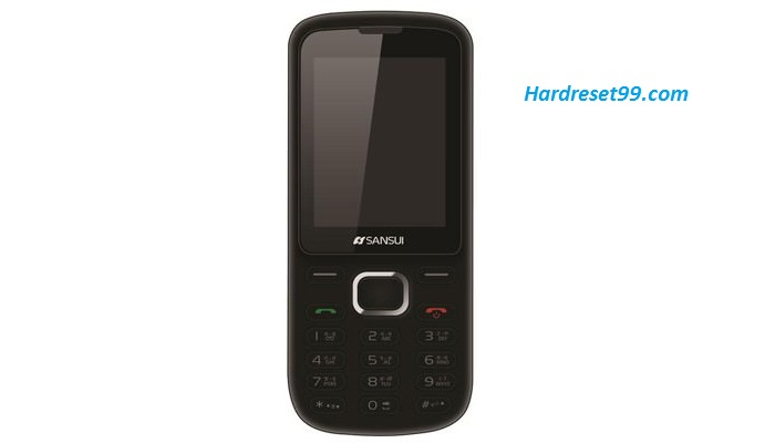 Sansui S242 Hard reset - How To Factory Reset