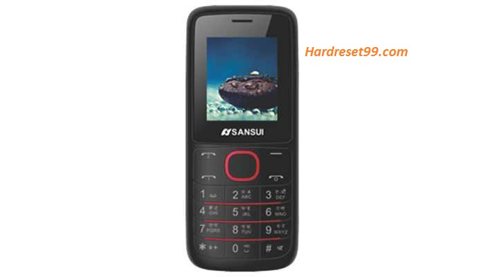Sansui Z15 Hard reset - How To Factory Reset