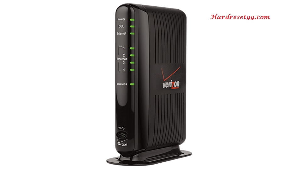 Verizon Fivespot Router - How to Reset to Factory Settings