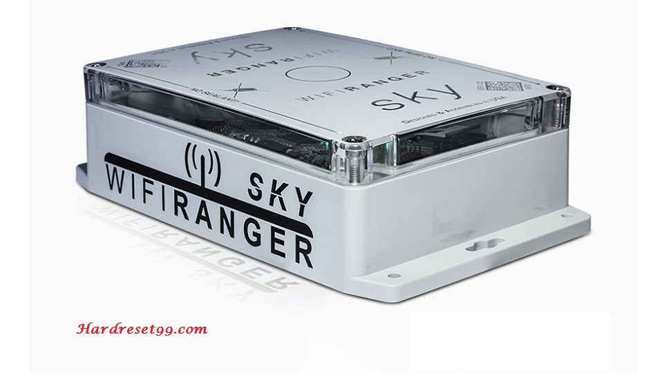 WiFiRanger Sky v6 Router - How to Reset to Factory Settings