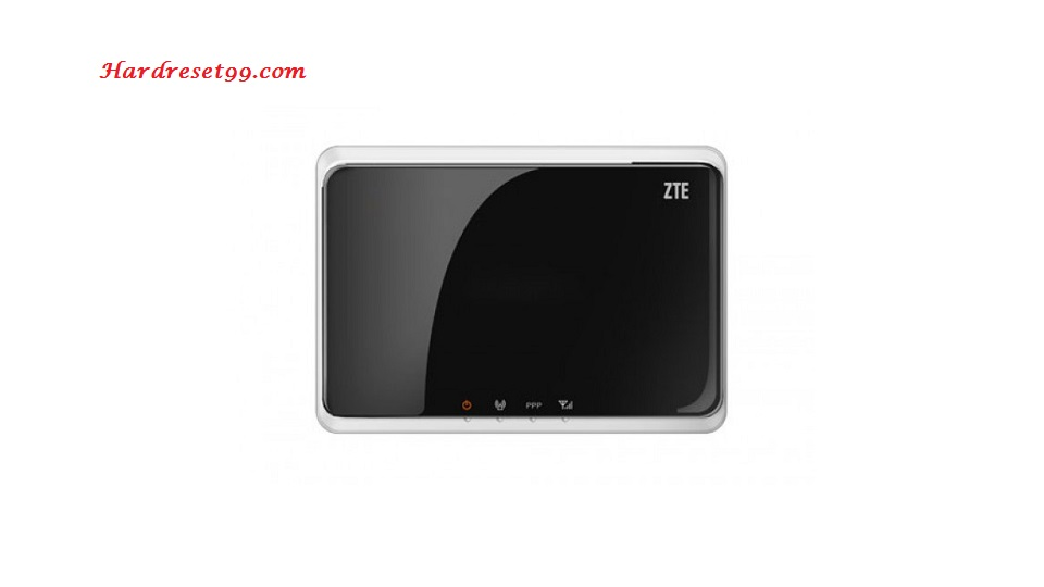 ZTE MF612 Router - How to Reset to Factory Settings