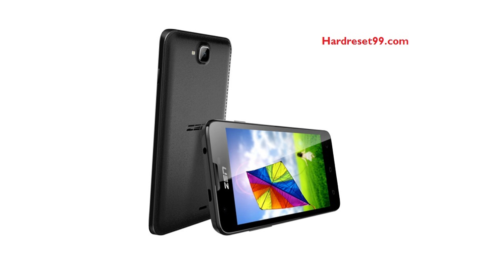 Zen 506 Hard reset - How To Factory Reset