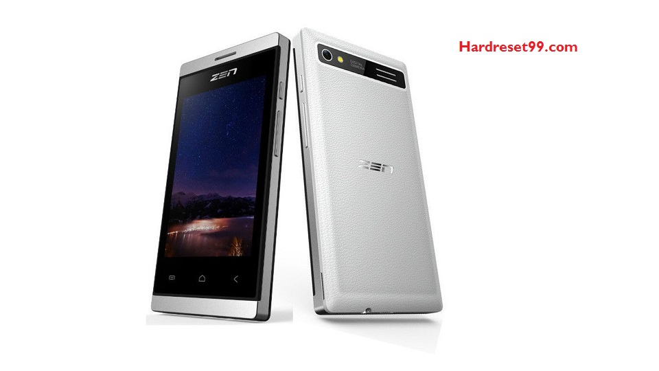 Zen Ultrafone 315 Hard reset - How To Factory Reset