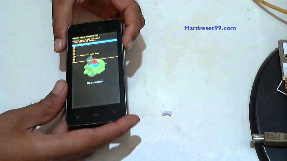 Zen Ultrafone Powermax 1 Hard reset - How To Factory Reset
