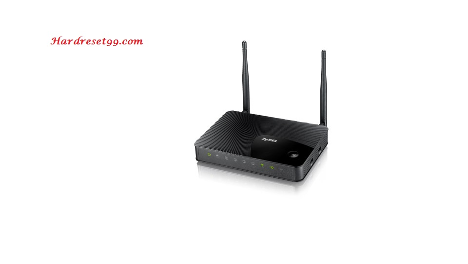 ZyXEL EMG2926 Videotron Router - How to Factory Reset