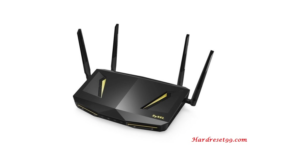 ZyXEL NBG6817 Router - How to Reset to Factory Settings